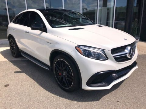 2019 Mercedes-Benz GLE AMG® GLE 63 S Coupe