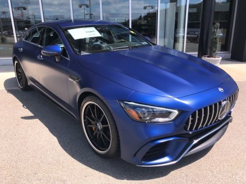 2019 Mercedes-Benz GT AMG® GT 63 S 4MATIC®