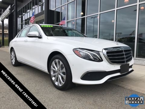 2017 Mercedes-Benz E-Class E300 Luxury